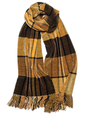 SPEED Zone Chenille Scarf