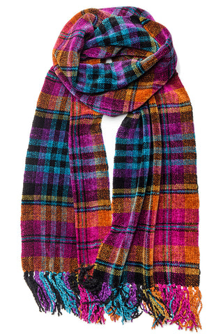 PLAYTIME Leisure Chenille Scarf - sold out