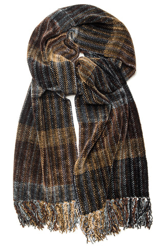 EXHIBIT Exposure Chenille Scarf