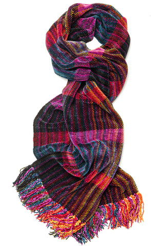DISCOVERY Exposure Chenille Scarf -  Made to Order