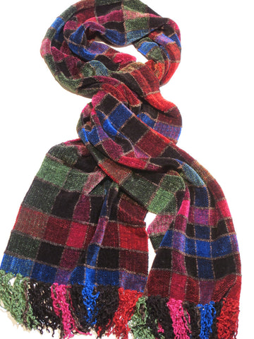 FULLER Chenille Scarf - out of stock