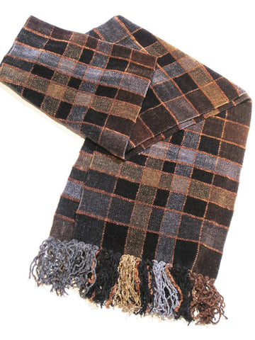 GEHRY Chenille Scarf - WEB SPECIAL