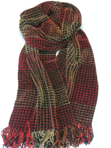 BONFIRE Chenille Scarf - sold out