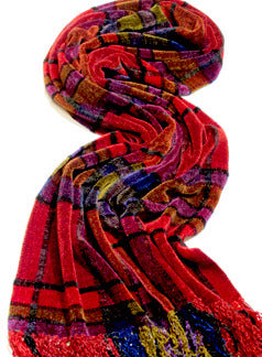 NOVEL Chenille Scarf