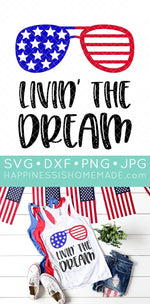 American Dream SVG SVG File