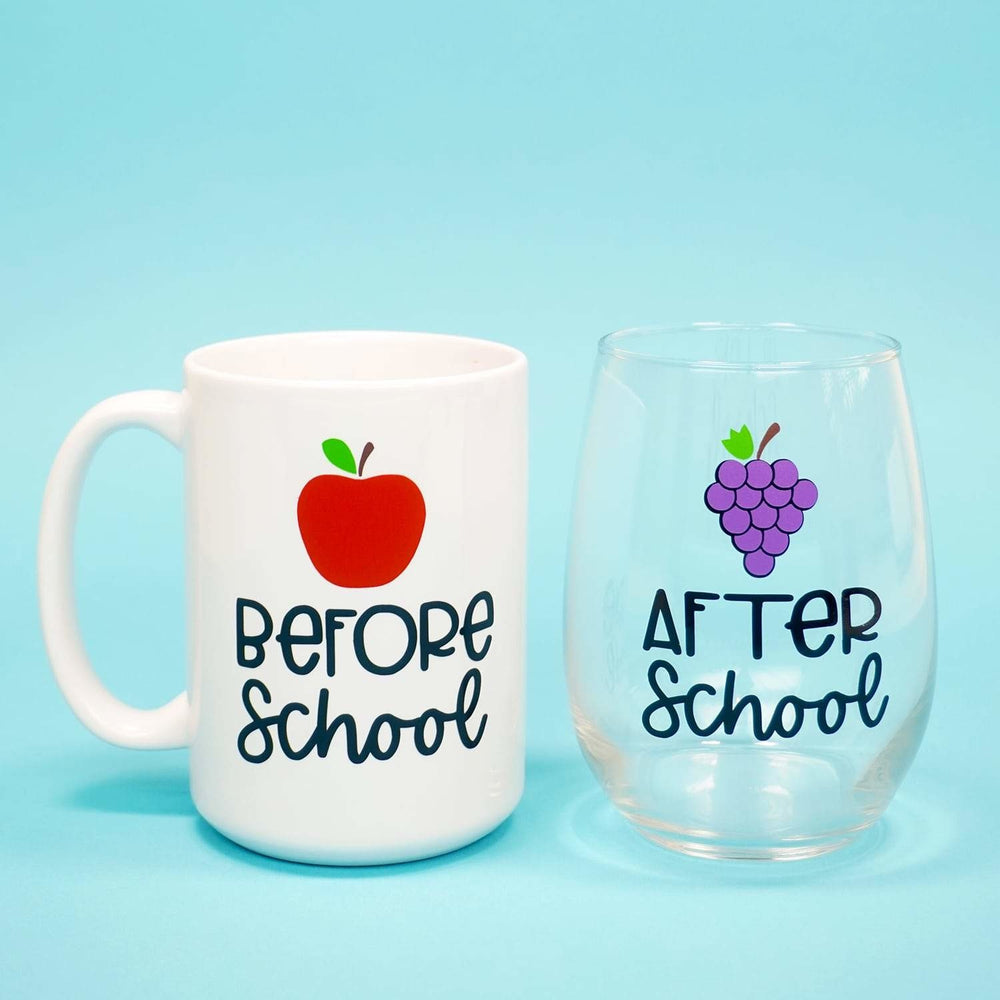 Before and After School SVG
