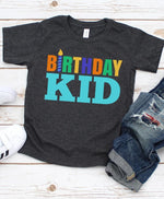 Birthday Kid SVG