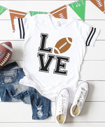 Football Love SVG