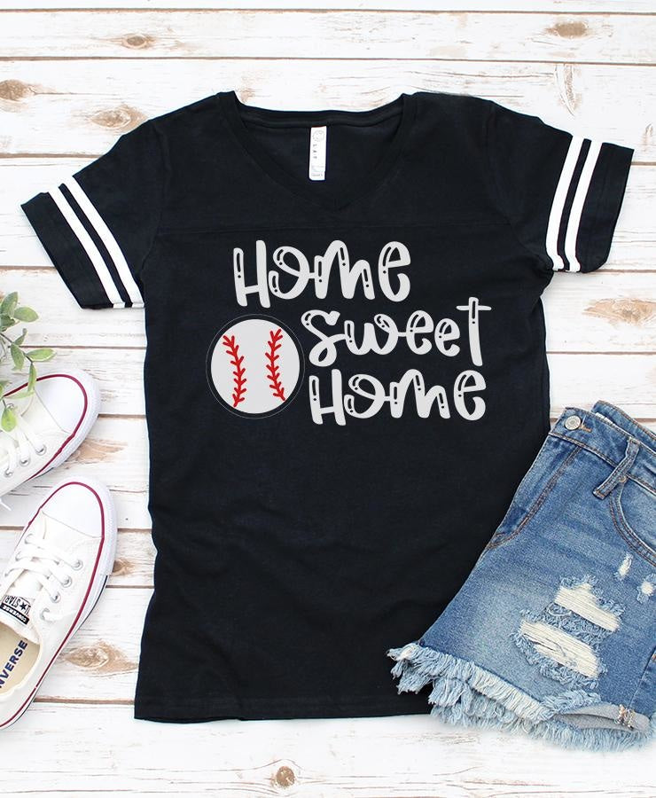 Home Sweet Home Baseball SVG SVG File