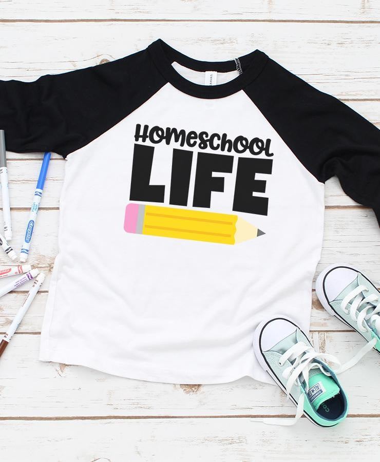 Homeschool Life SVG Bundle