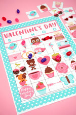 Mega Valentines Day Games & Activities Bundle Printable
