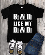 Rad Like My Dad SVG Set SVG File