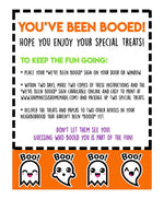 Youve Been Booed! Printable