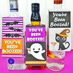 Youve Been Boozed Bottle Tags Printable