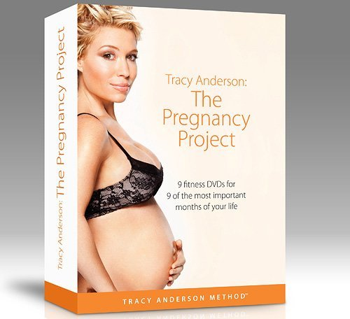 Tracy Anderson - The Pregnancy Project DVD Set