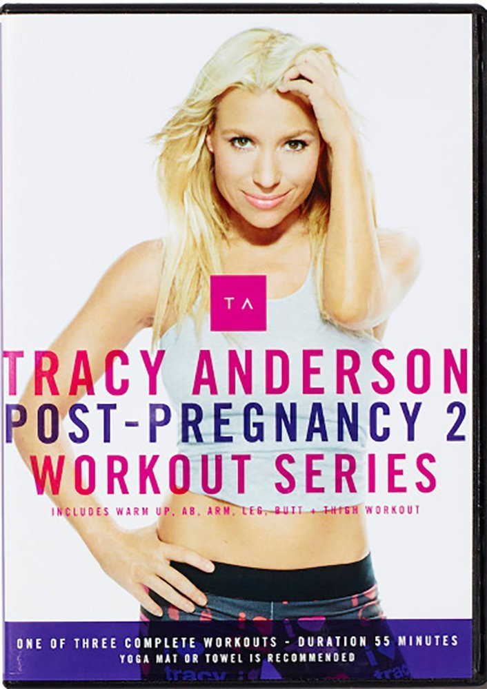 Tracy Anderson - Post Pregnancy 2 - Workout DVD