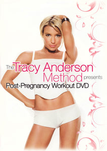 Tracy Anderson - Post-Pregnancy Workout DVD