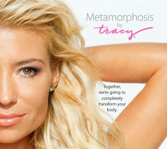 Tracy Anderson - Metamorphosis by Tracy - 4 DVD Set