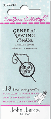 JJ Crafter's Collection General Sewing