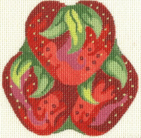 Strawberries Ornament