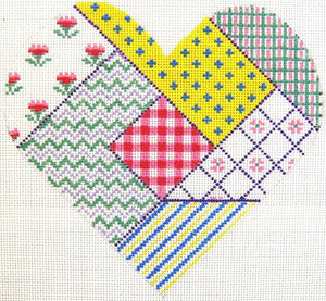 Patchwork Heart