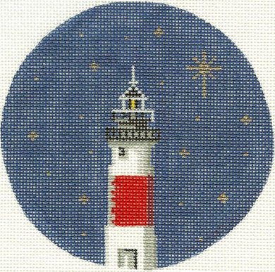 Lighthouse Ornament