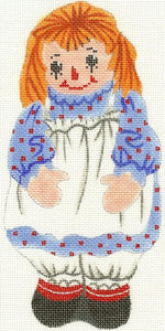 Raggedy Ann Ornament