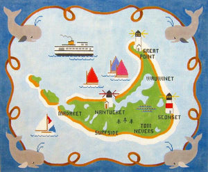 Nantucket Map