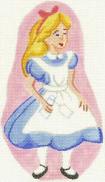 Alice in Wonderland Ornament