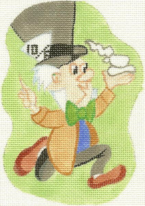 Mad Hatter Ornament