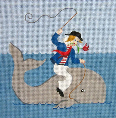Sailor on the Whale