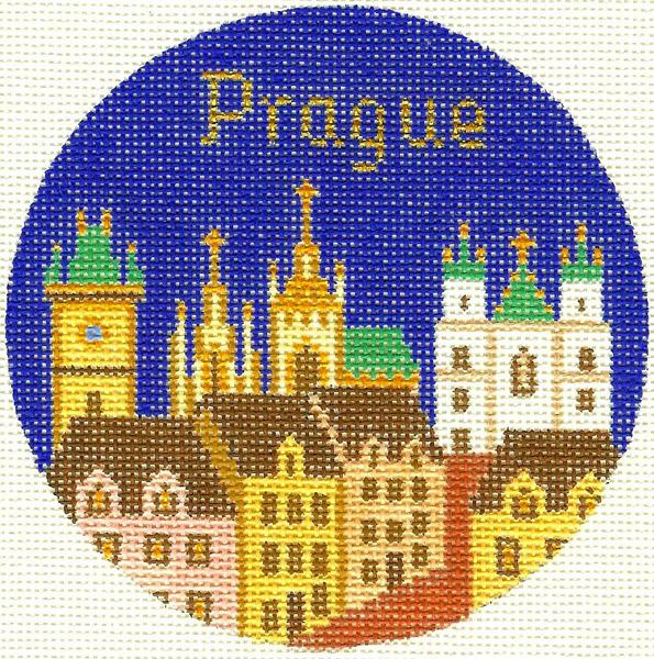 Prague Ornament