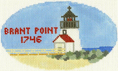 Brant Point Lighthouse Ornament