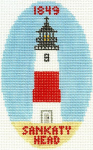 Sankaty Head Lighthouse Ornament
