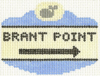 Brant Point Sign Ornament