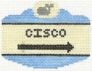 Cisco Sign Ornament
