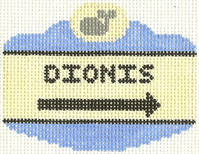 Dionis Sign Ornament