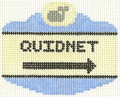 Quidnet Sign Ornament