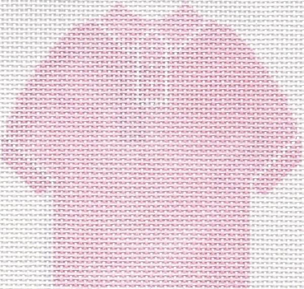 Pink Polo Shirt Ornament