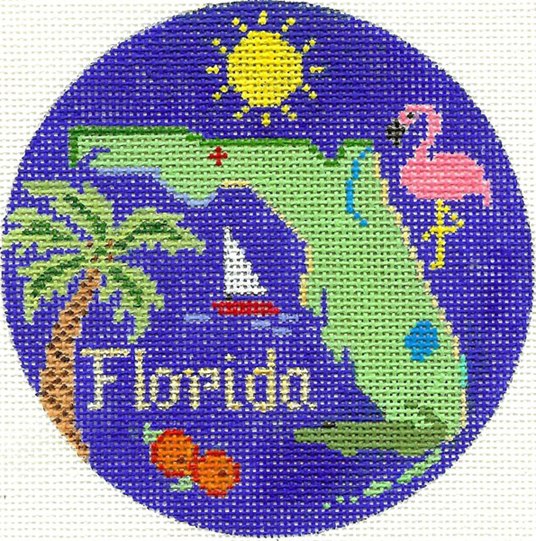 Florida Ornament