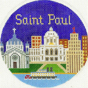 Saint Paul Ornament