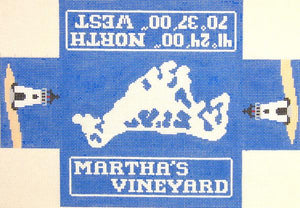 Martha's Vineyard Doorstop