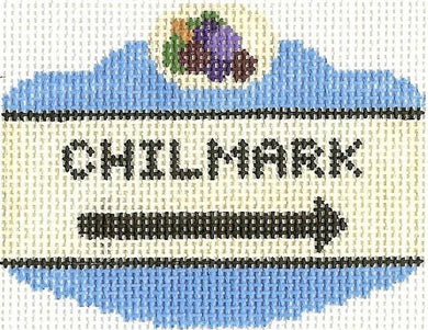 Chilmark Sign Ornament
