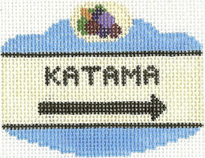 Katama Sign Ornament
