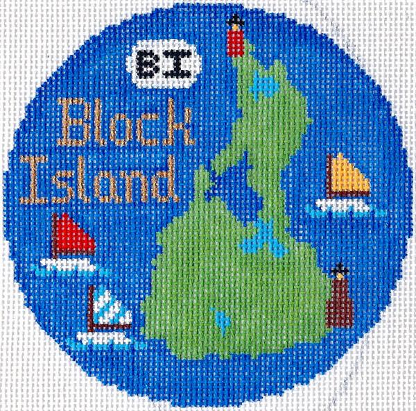 Block Island Ornament