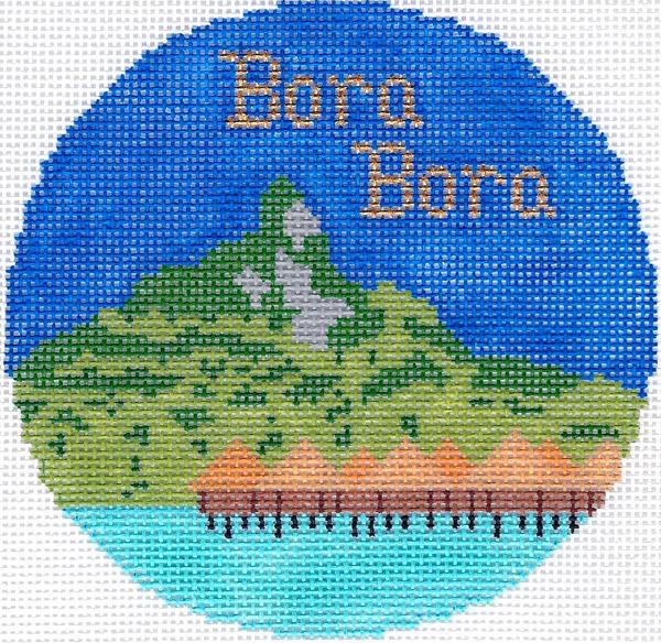 Bora Bora Ornament