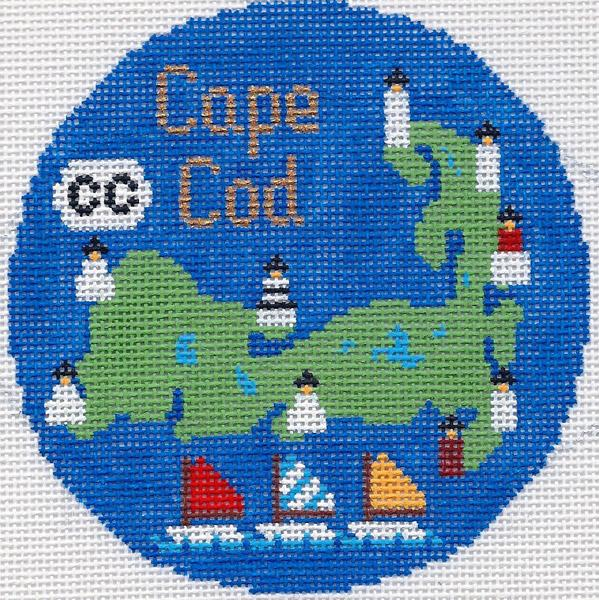 Cape Cod Ornament