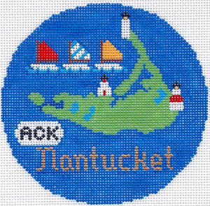 Nantucket Ornament