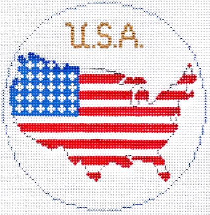 USA Ornament