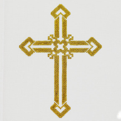 Cross-Gold #3